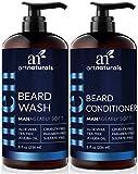 Best Beard Shampoos - ArtNaturals Beard Shampoo and Conditioner Set - Softens Review