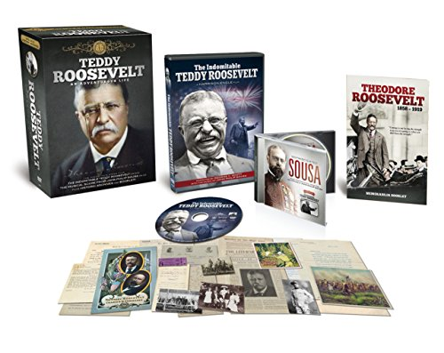 Teddy Roosevelt: The Heritage Collection [DVD] [Import]