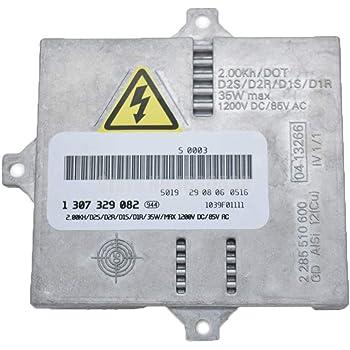 NFSpeeding Xenon HID Scheinwerfer Steuerger/ät Vorschaltsteuerger/ät 8K0941597E W3T21071
