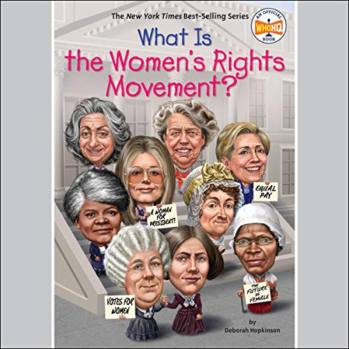 What Is the Women's Rights Movement? cover art