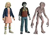 Funko - Figurine Stranger Things - 3-Pack Eleven Blond Will Upside Demogorgon Exclu 10cm - 088969820...