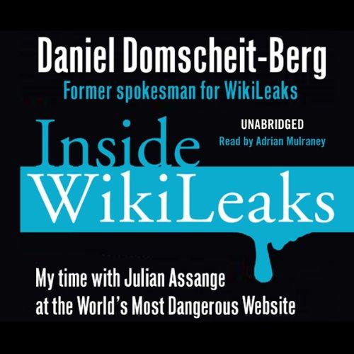 Inside Wikileaks cover art