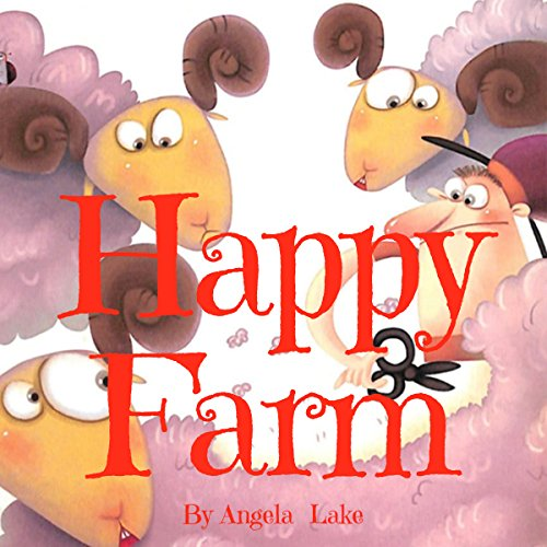Happy Farm audiobook cover art
