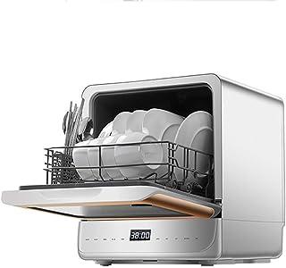 WZLJW Lavavajillas Inteligente Mini Capaz Top DishAsher, DishAshers Inicio FulAutoAtic porable con y hacia Abajo de Tres DimensioADouble SpAArmDouble AtAdding Método ggsm