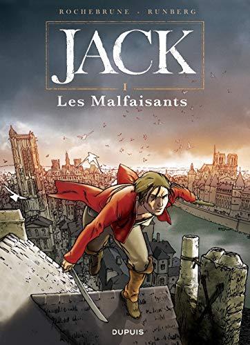 Jack - tome 1 - Les malfaisants