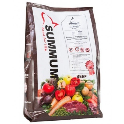 Summum - Beef, Formato P/Kg - 10 Kg. ✅