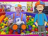 Educational Blippi Videos for Children - Learning Movement Verbs for Kids