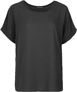 Oversize Tshirt Manga Corta (Loose Fit)- Mujer