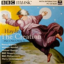 Haydn The Creation Parts 1+2 Scene 1 Nancy Argenta (BBC) by N/A (2001-01-01)