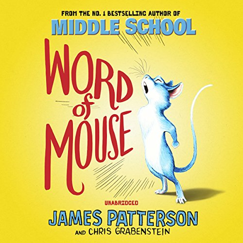 Word of Mouse audiobook cover art