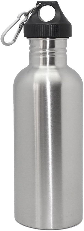 AmBesteen sports Drinking Water Bottle Stainless Steel