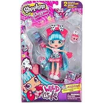 Shopkins Season 9 Wild Style Shoppies - Jessi | Shopkin.Toys - Image 1