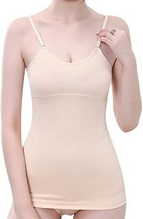 Firm Tummy Control Shapewear Tank Top Compression Underwear for Women