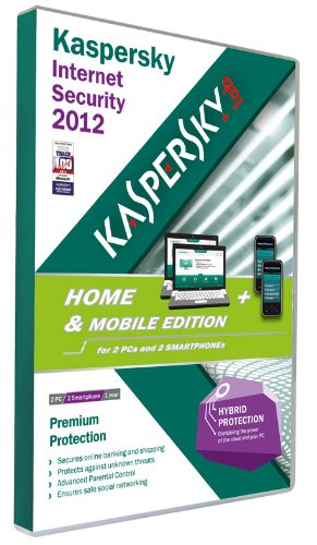 Kaspersky Lab Internet Security 2012 Home & Mobile Edition