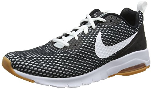 Nike Air Max Motion Lw Se, Zapatillas de Gimnasia para Hombre, Negro (Black/White/Gum Lt Brown 013), 46 EU