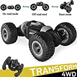 Eholder Offroad Remote Control Car,4WD RC Remote Control Monster Truck 2.4Ghz USB Rechargeable RC...