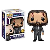 Funko Pop Movie : John Wick (Limited Edition) 3.9inch Vinyl Gift for Boys Movie Fans Chibi...