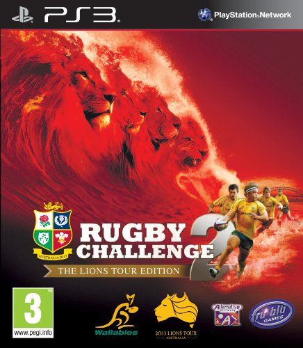 Rugby Challenge 2 - The Lions Tour Edition (Playstation 3) [UK IMPORT]