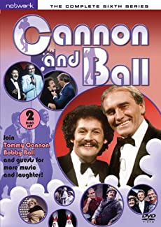 Cannon And Ball - The Complete Sixth Series