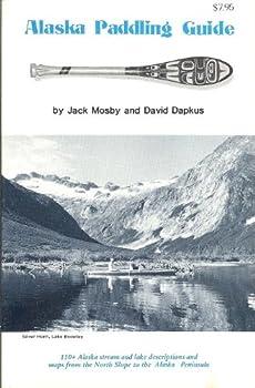 Paperback Alaska Paddling Guide Book
