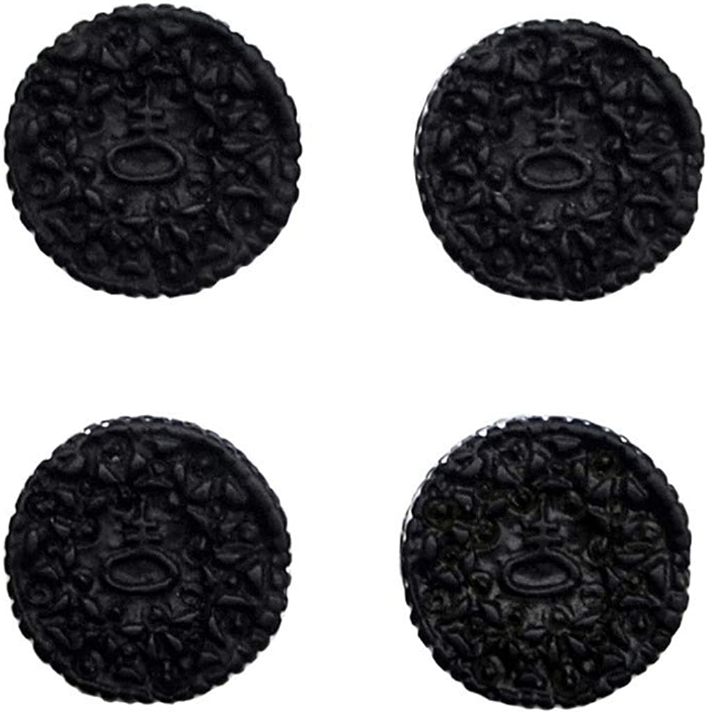Quality Handcrafts Guaranteed Cookie Tuxedo Studs