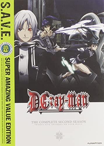 D. Gray-man - Season 2 S.A.V.E.