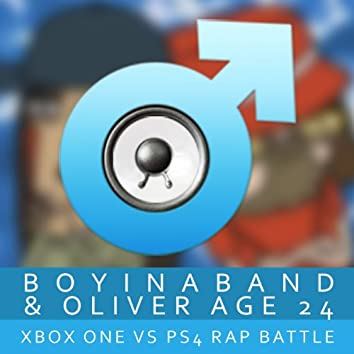 XBox One vs. PS4 Rap Battle