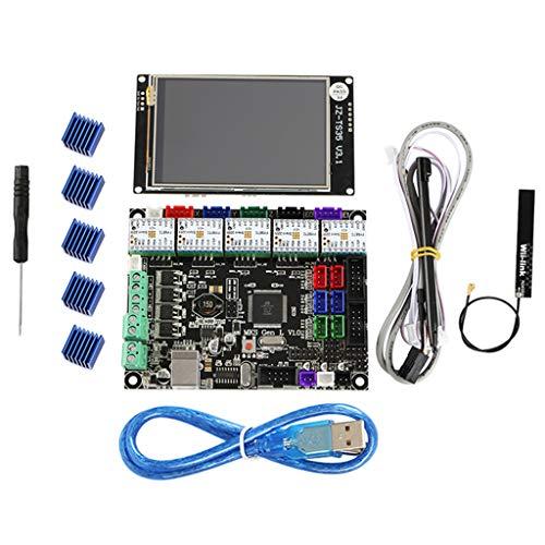 perfk Impresora 3D MKS Gen L V1.0 Placa Controladora Placa