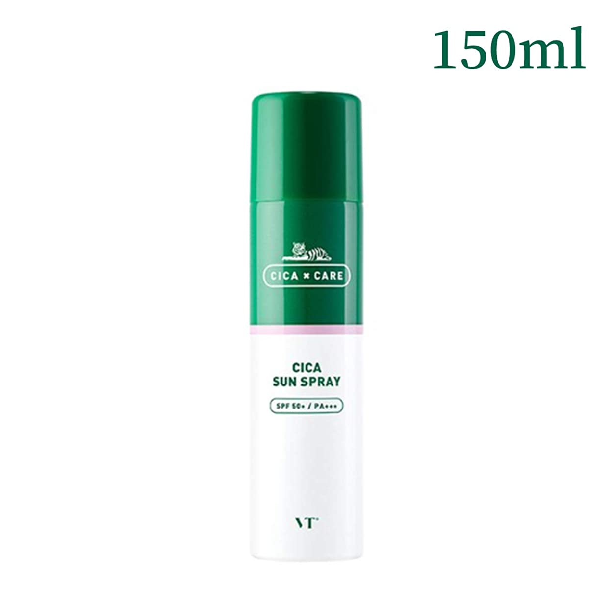 レーザ応用同様のVT Cosmetis CICAサンスプレー 150ml