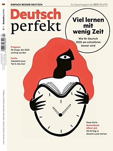 Deutsch Perfekt - Deutsch 1/2020