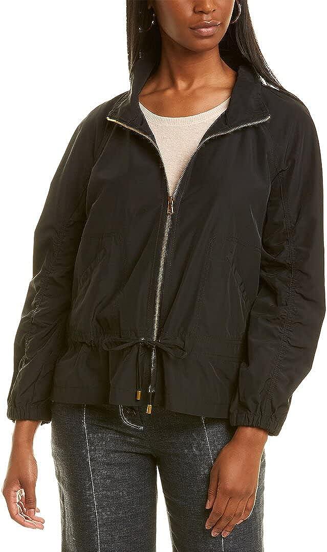Donna Karan Zip Front Sporty Jacket