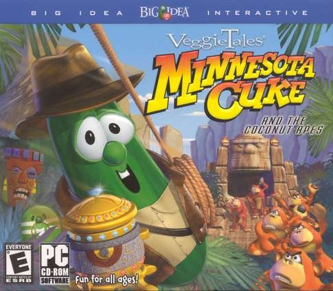 Veggie Tales - Minnesota Cuke and the Coconut Apes