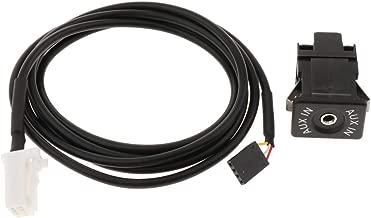 D DOLITY AUX Auxiliary USB Socket Switch Cable for Suzuki SX4 Grand Vitara 2007-2010