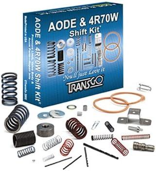 Finally resale start TRANSGO SKAODE 4R70W 4R75W TRANSMISSION SHIFT FITS '91-'08 High quality KIT F