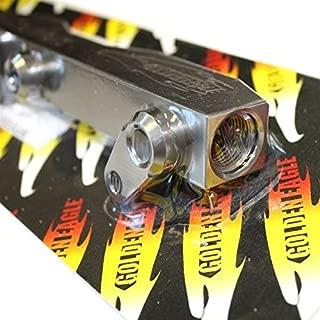 Golden Eagle D15 D16 D16Y D16Z SOHC CRX/Civic Fuel Rail (Titanium) GFR102-T