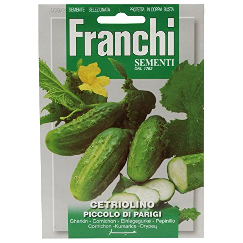 Seeds of Italy Ltd Franchi Cornichon de Paris
