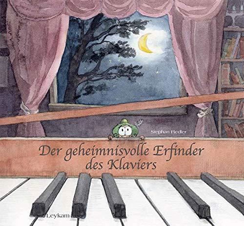 Der geheimnisvolle Erfinder des Klaviers - Die Geschichte vom Floh Cristofori