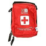Karrimor Mini First Aid Kit, rot