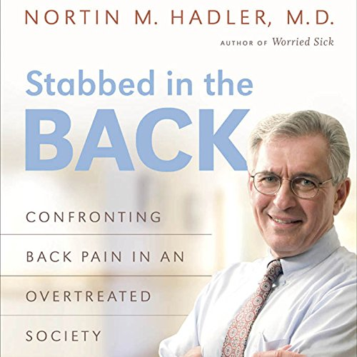Stabbed in the Back audiobook cover art