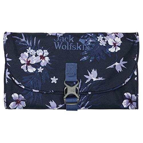 Jack Wolfskin Unisex Kulturbeutel-86150 Kulturbeutel, tropical blossom, ONE SIZE