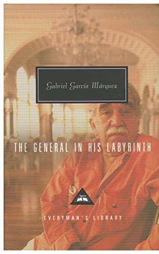 The General in his Labyrinth (Everyman Library Classics)の詳細を見る