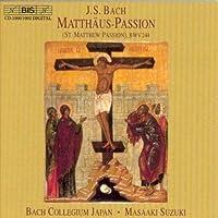 Matth盲us Passion by Masaaki Suzuki (2000-02-14)