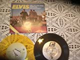 Baby Lets Play House b/w Hound Dog {ORIGINAL GOLD 45} Still NEW Special Issue/NOT SOLD IN STORES