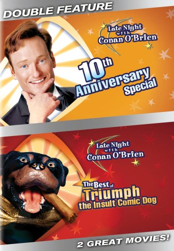 Late Night With Conan O'Brien: 10th Anniversary Special/The...