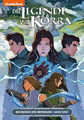 Die Legende von Korra 6: Die Ruinen des Imperiums 3