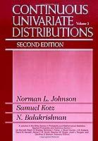 Continuous Univariate Distributions Vol.2