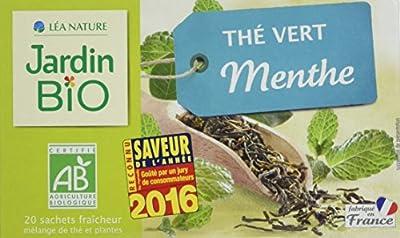 Jardin Bio Thé Vert Menthe 30 g parent