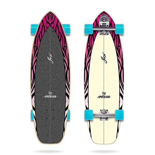 YOW Surfskate monopatín Skate Skateboard Longboard Amatriain 33.5' Signature Series