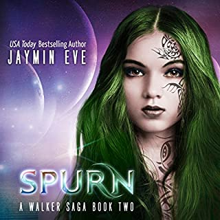 Spurn audiobook cover art
