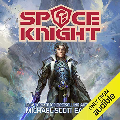 Couverture de Space Knight